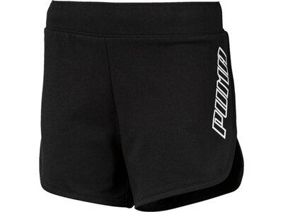 PUMA Kinder Shorts A.C.E. Sweat Shorts G Schwarz