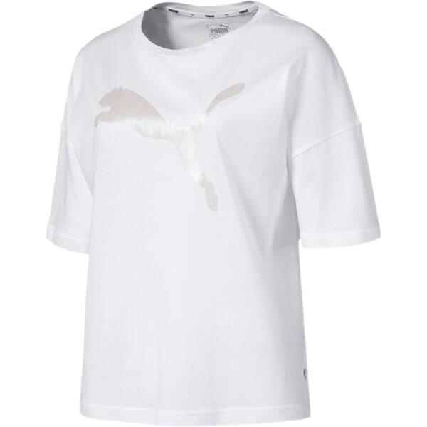 PUMA Damen T-Shirt Summer Fashion Tee