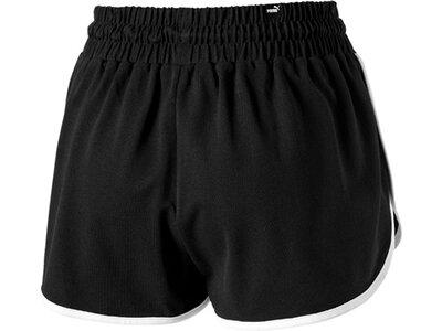 PUMA Damen Shorts Summer Shorts Schwarz