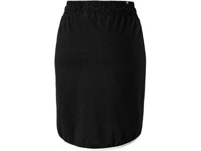 PUMA Damen Rock Summer Skirt Schwarz