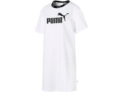 PUMA Damen Kleid Amplified Dress TR Weiß