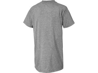 PUMA Kinder T-Shirt Evostripe Tee B Grau
