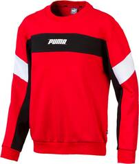 PUMA Kinder Sweatshirt Rebel Crew Sweat B