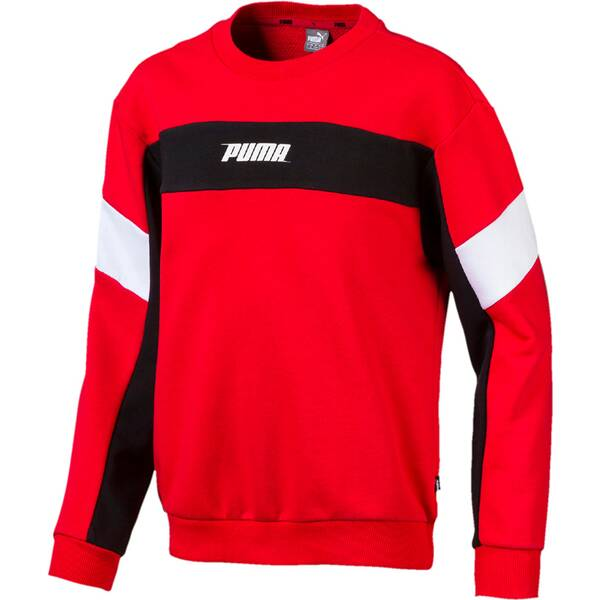 PUMA Kinder Sweatshirt Rebel Crew Sweat B