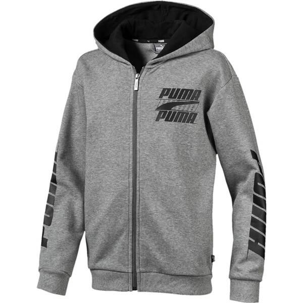 PUMA Kinder Sweatjacke Rebel Bold Hooded Jacket TR B