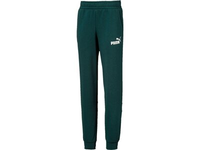 PUMA Kinder Jogginghose Amplified Sweat Pants B Blau