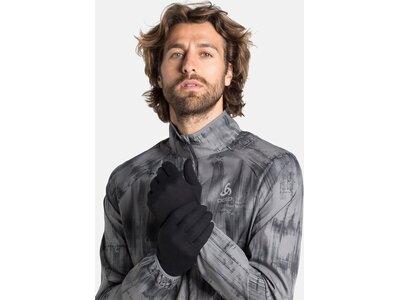ODLO Unterziehhandschuhe Gloves Warm Schwarz