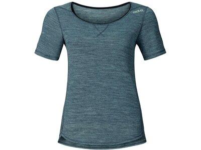 ODLO Damen Shirt REVOLUTION Blau