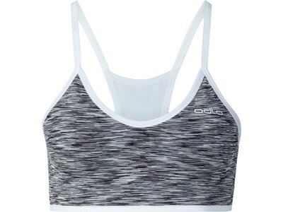 ODLO Damen Sports Bra Fitness SOFT Grau