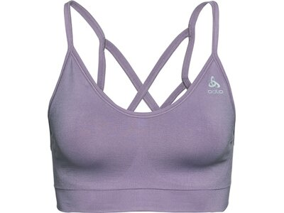 ODLO Damen Sport-BH Sports Bra SEAMLESS SOFT Grau