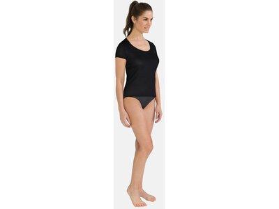 ODLO Damen Baselayer T-Shirt ACTIVE F-DRY LIGHT Schwarz