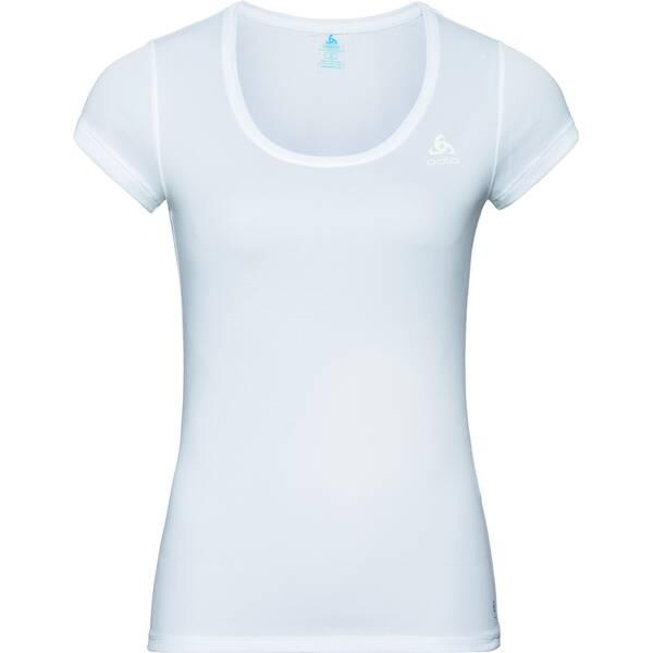 ODLO Damen Funktionsshirt SUW TOP Crew neck s/s ACTIVE F-DRY LIGHT
