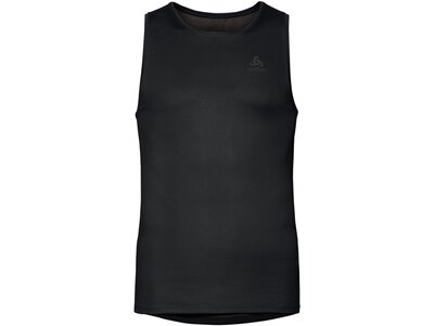 ODLO Herren Baselayer Unterhemd ACTIVE F-DRY LIGHT Schwarz