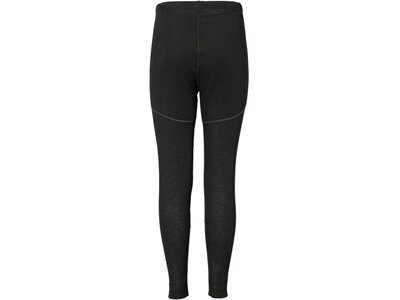 ODLO Kinder Unterhose Pants X-WARM KIDS Schwarz