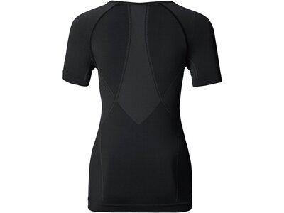 ODLO Damen Unterhemd s/s crew neck EVOLUTION Schwarz