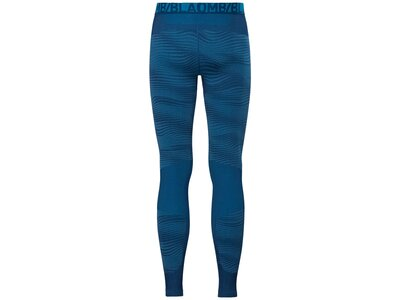 "ODLO Herren Funktionsunterhose ""Performance Blackcomb Warm"" Blau"