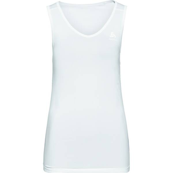 ODLO Damen Funktionsunterhemd SUW TOP V-neck Singlet PERFORMANCE X-LIG