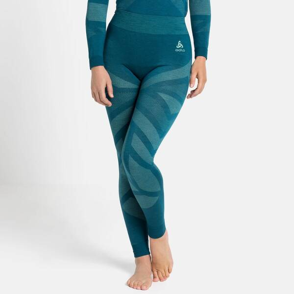ODLO Damen Unterhose BL Bottom long NATURAL + KINSH
