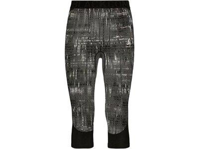 ODLO Herren Unterhose BL Bottom 3/4 BLACKCOMB Grau