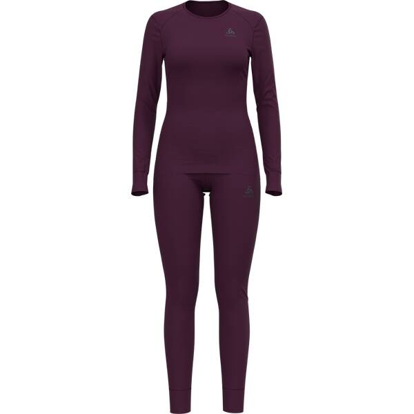 ODLO Damen Funktionswäsche-Set Active Warm