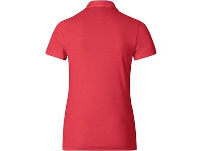 ODLO Damen Poloshirt TINA Rot