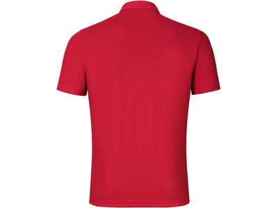 ODLO Herren Poloshirt / Outdoor-Shirt Peter Rot