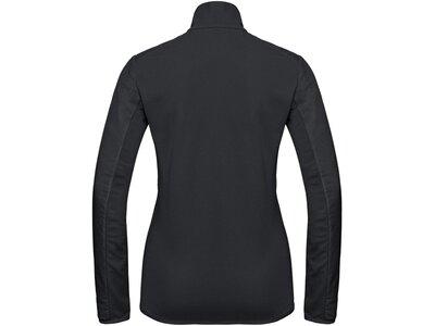 ODLO Damen Jacke MILLENNIUM S-Thermic EL Schwarz