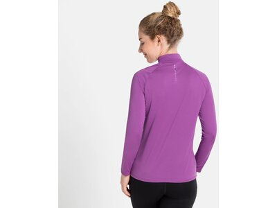 ODLO Damen Midlayer CERAMIWARM ELEMENT Lila