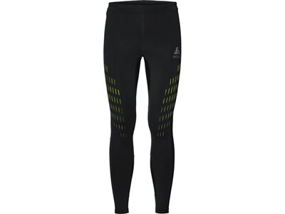 ODLO Herren Tight OMNIUS Print Schwarz