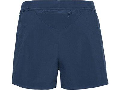 ODLO Damen Shorts ZEROWEIGHT PRO Blau