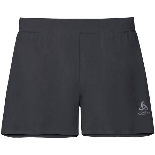 Hosen - ODLO Damen Shorts ZEROWEIGHT › Schwarz  - Onlineshop Intersport