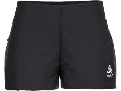 ODLO Damen Shorts MILLENNIUM S-Thermic Schwarz