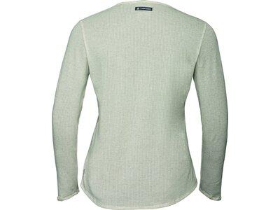 ODLO Damen Sweatshirt BL LOU LINEN Grau