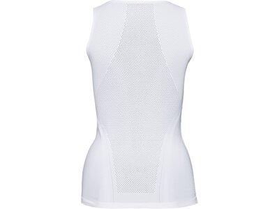 ODLO Damen SUW TOP Crew neck Singlet PERF Weiß