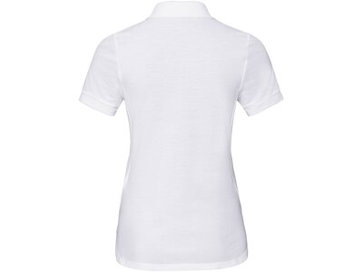 ODLO Damen Polo Polo shirt s/s TRIM Pink