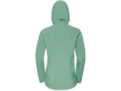 ODLO Damen Jacke Jacket AEGIS Grün