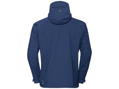 ODLO Herren Jacke Jacket AEGIS Blau