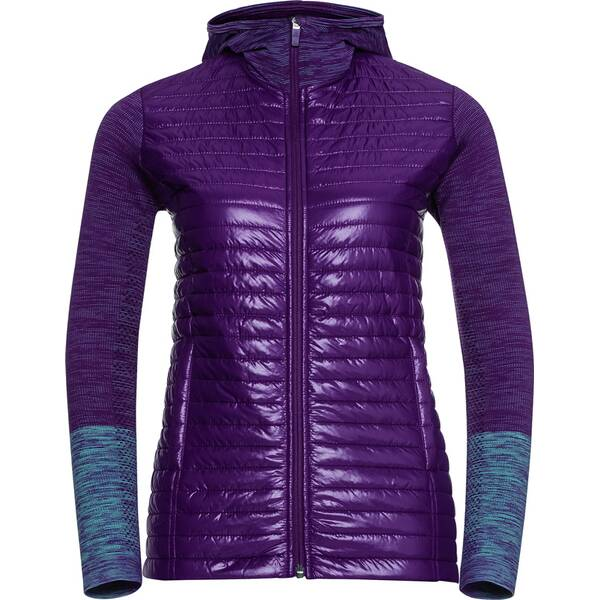 ODLO Damen Hoody Midlayer Full Zip ENGAGE