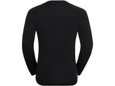 ODLO Herren Langarm-Shirt CONCORD Schwarz