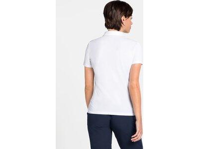 ODLO Damen Poloshirt F-DRY Weiß