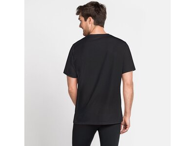 ODLO Herren T-Shirt F-DRY Schwarz