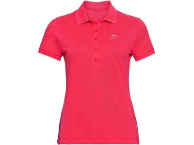 ODLO Damen Poloshirt CONCORD Rot