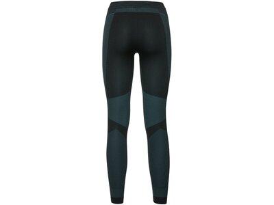 ODLO Damen Unterhose Pants PERFORMANCE Windshield X Schwarz
