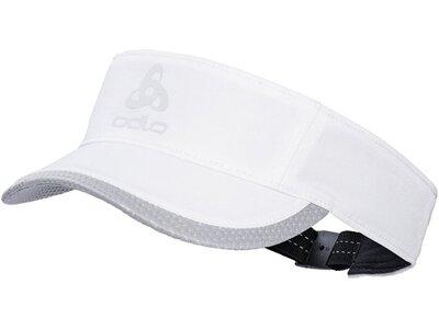 ODLO Visor-Cap Visor CERAMICOOL LIGHT Weiß
