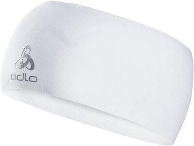ODLO Herren Headband MOVE LIGHT Weiß