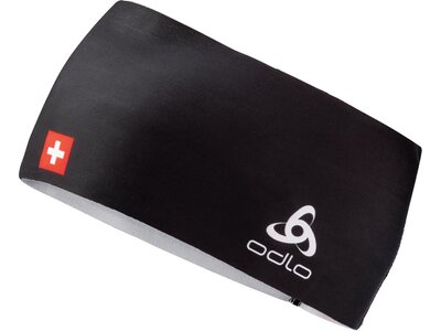 ODLO Herren Headband COMPETITION FAN Schwarz