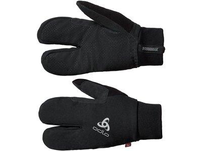 ODLO Herren Handschuhe ELEMENT X-WARM Schwarz