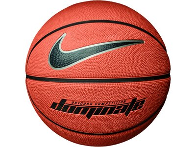 NIKE Basketball Dominate 8P Schwarz