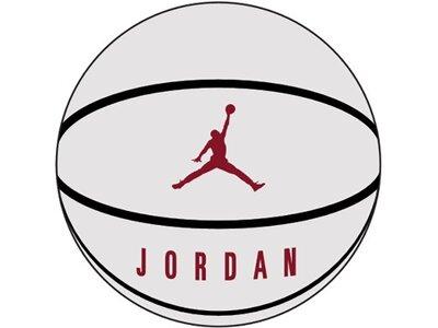 NIKE Basketball Jordan Ultimate 8P Schwarz