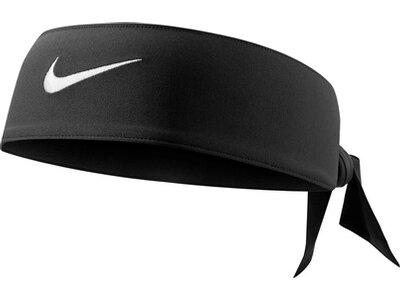NIKE Stirnband Dri-Fit Head Tie 3.0 Schwarz